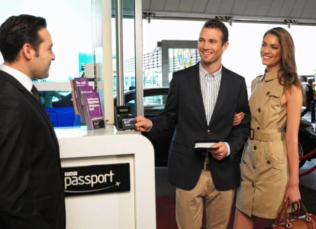 Фасттрек VIP в Аэропорту